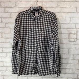 Lacoste button down shirt size 44